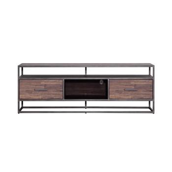Kasten TV meubel Hudson 150 cm - bruin Eleonora