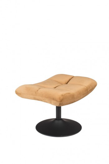 Zetels Bar Velvet hocker Dutchbone