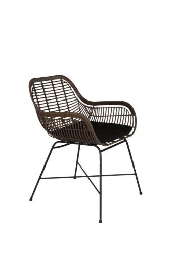 Stoelen Cantik outdoor armchair Dutchbone