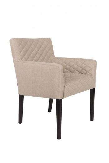 Stoelen Aaron armchair Dutchbone