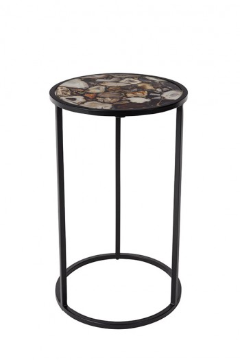 Agate side table meubelcollecties