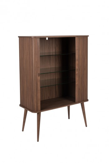 Barbier Walnut cabinet meubelen