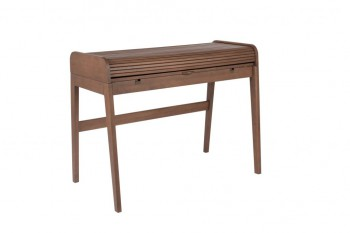 Tafel Barbier Walnut desk table Zuiver