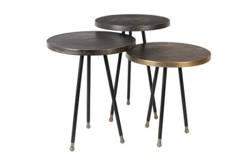 Tafels Alim side table Dutchbone