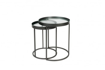 Tafels Boli side table set of 2 Dutchbone