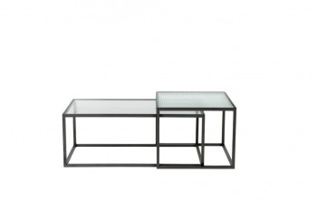 Tafels Boli coffee table set of 2 Dutchbone