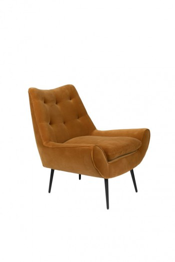 Zetels Glodis lounge chair Dutchbone
