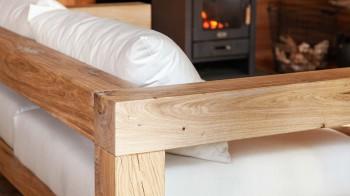 Lounge LOUNGEBANK 2-ZITS Thuyn - Massieve tuinmeubelen
