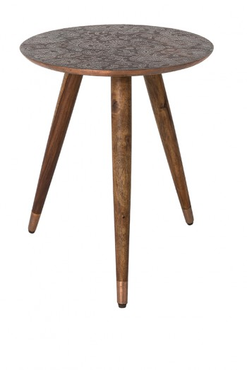 Tafels Bast side table Dutchbone