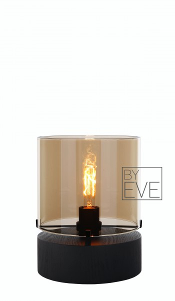 Tafellampen Cilinder wood 23 BY EVE VERLICHTING