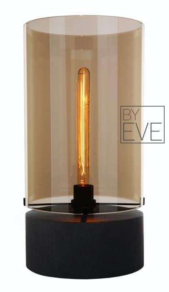 Tafellampen Cilinder wood 27 BY EVE VERLICHTING