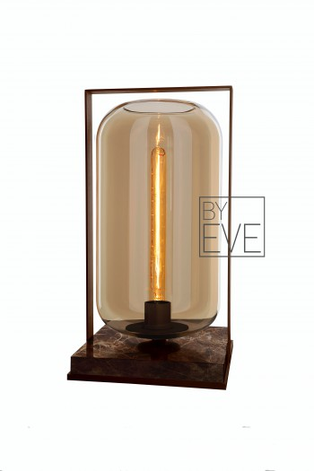 Tafellampen Table Tube wood 40 BY EVE VERLICHTING