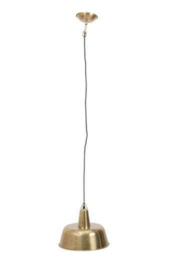 Verlichting Brass Freak pendant lamp Dutchbone