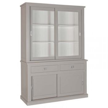Kasten Schuifdeurkast Boxx 2x2-deuren 2-laden Richmond Interiors