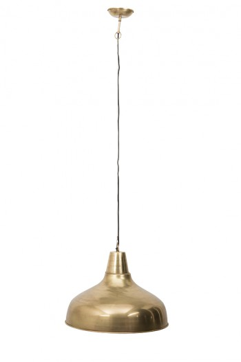 Verlichting Brass Mania pendant lamp Dutchbone