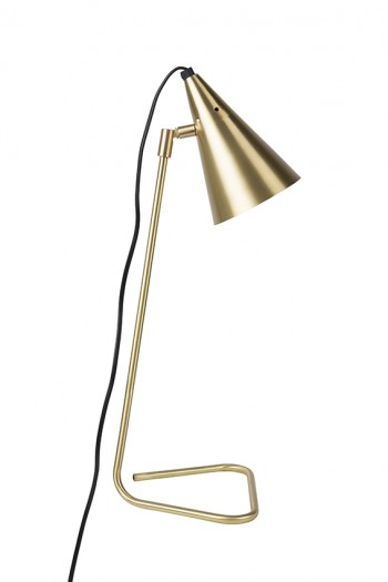 Verlichting Brasser table lamp Dutchbone