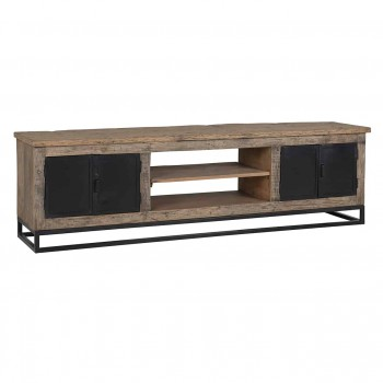 Kasten TV-dressoir Raffles 4-deuren, gerecyceld hout Richmond Interiors
