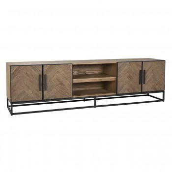 Kasten TV-dressoir Herringbone 4-deuren Richmond Interiors