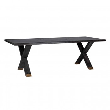 Eettafels Eettafel Hunter Cross-leg Richmond Interiors