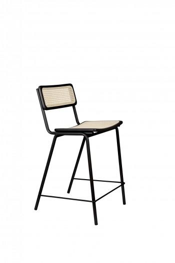 stoel Jort Counter stool + Barstool Zuiver