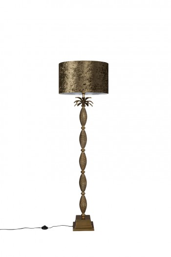 Piña floor lamp