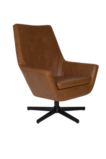 Zetels Don lounge chair Dutchbone