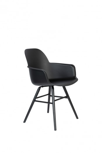Albert Kuip armchair all black