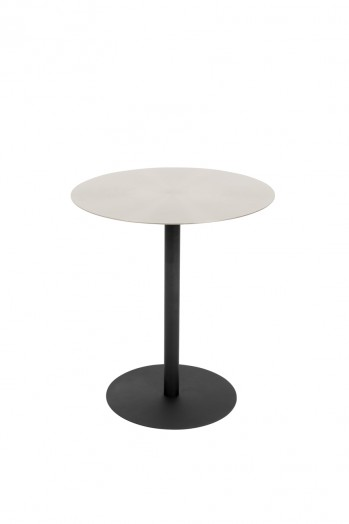 Tafel Snow Brushed side table Zuiver