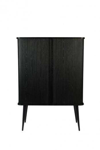 kast Barbier Black cabinet Zuiver