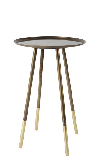 Tafels Eliot side table Dutchbone