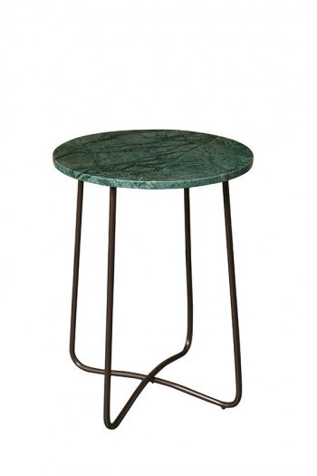 Tafels Emerald side table Dutchbone