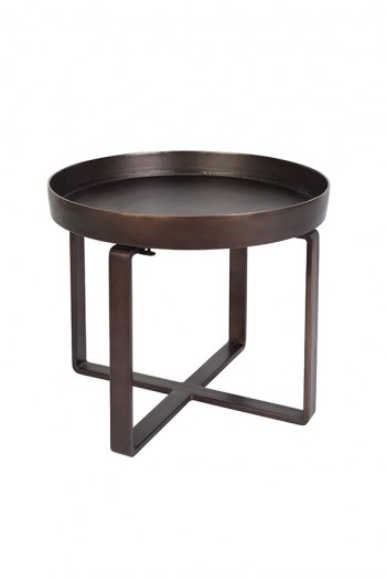 Tafels Ferro side table Dutchbone