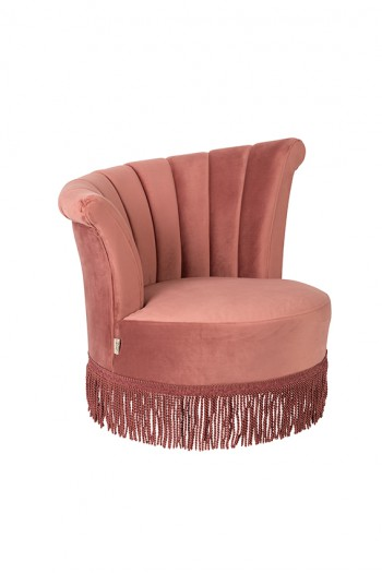 Zetels Flair lounge chair Dutchbone