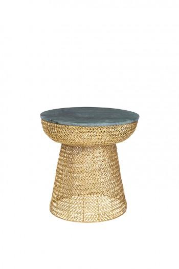 Tafels Gauri side table Dutchbone