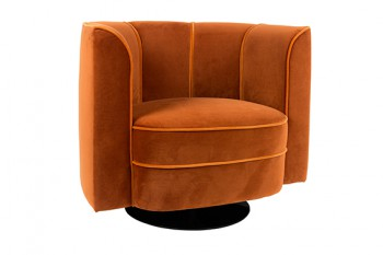 Zetels Flower lounge chair Dutchbone