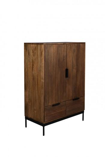 Kasten Saroo cabinet (2DR 2DO) Dutchbone