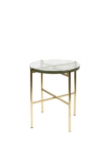 Tafels Vidrio side table Dutchbone