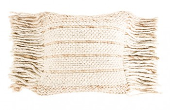Decoratie Fringe pillow Zuiver