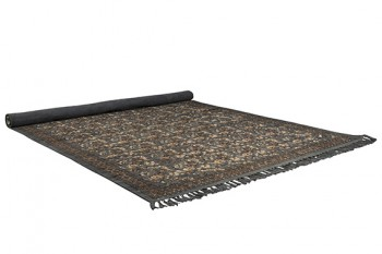 Tapijten Indian Block carpet Dutchbone