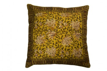 Decoratie Indian Block pillow Dutchbone