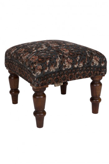 Zetels Indian Block stool Dutchbone