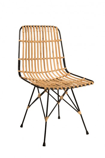 Stoelen Kubu chair Dutchbone