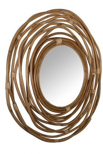 Decoratie Kubu mirror Dutchbone