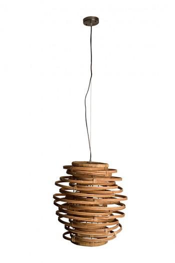 Verlichting Kubu pendant lamp Dutchbone
