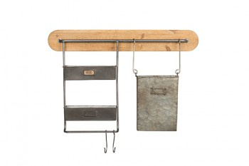 Kasten Marley wall rack Dutchbone