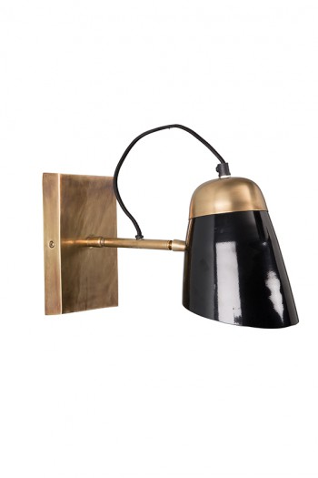 Verlichting Old School wall lamp Dutchbone