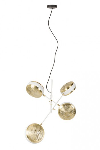 Gringo pendant lamp multi meubelcollecties