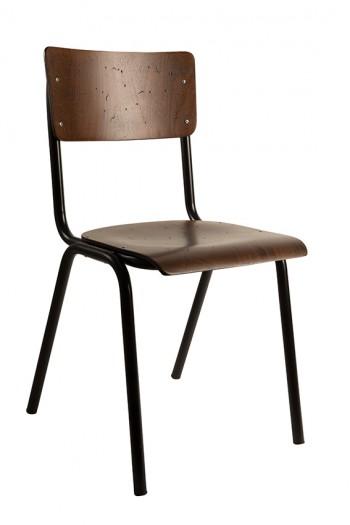 Stoelen Scuola chair Dutchbone