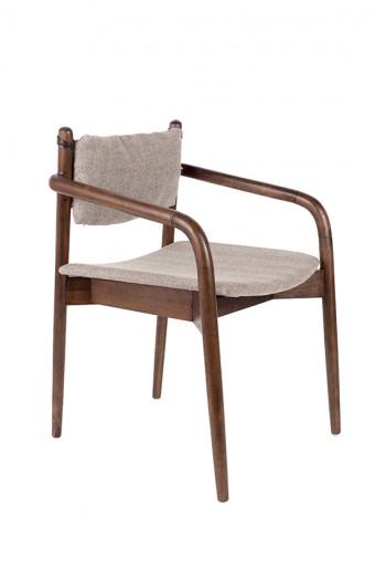 Stoelen Torrance armchair Dutchbone