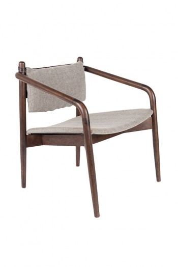 Zetels Torrance lounge chair Dutchbone